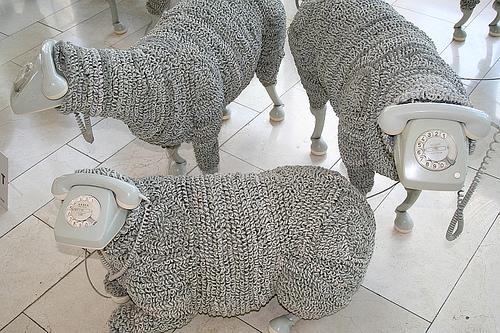 Local SEO Telephone Sheep