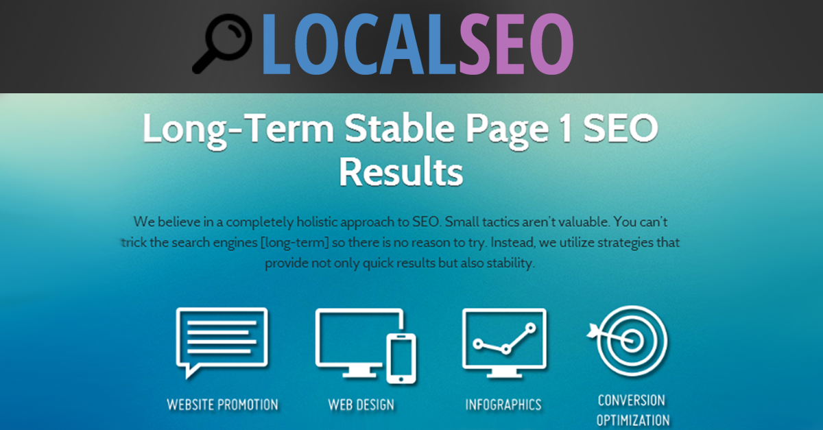 LocalSEO.org - Washington DC Local SEO Firm